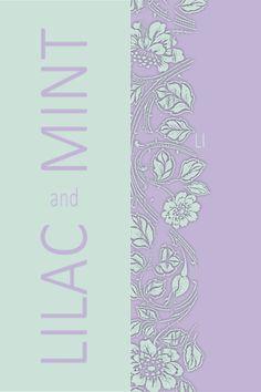 lilac | mint ღ LI