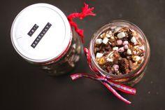 Lähiömutsi: Härskin herkullinen Rocky road -suklaa