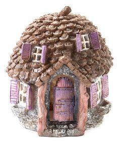 Look at this #zulilyfind! Acorn House Décor by Wholesale Fairy Gardens #zulilyfinds