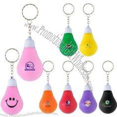 Find Bright Idea #StressBall #Keychain Factories in China