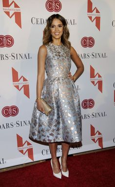 Jessica Alba at Helping Hand of Los Angeles Mother's Day Luncheon