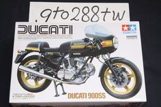 Tamiya 1 12 Scale Ducati 900SS Model Kit Cartograf Decal 14025 | eBay