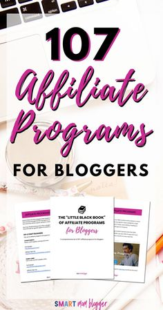 "Love how this makes it so easy to find top paying affiliate programs for my blog niche. Also has affiliate marketing tips and blog post ""templates"" for how to use affiliate links the right way to actually make money blogging. Great resource!"