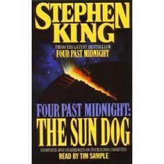 Stephen King  The Sun Dog  3.4. - 4.4.