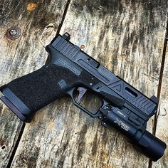 Agency Arms Glock.