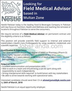MsfOca Sadda Kurram Agency Project Medical Preferment Jobs