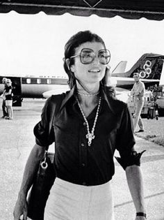 Jacqueline Kennedy Onassis, the First Lady of Chic, by the Everett Collection