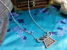 Human Spirit Soul Lock Necklace Customized SyFY Being by TGXC, $19.99