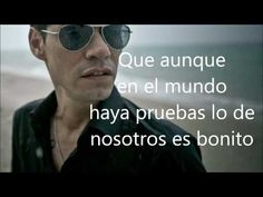 Marc Anthony - dime si no es verdad (lyrics/letras) ᴴᴰ - YouTube