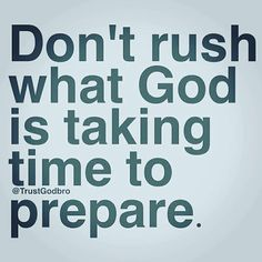 Real talk sometimes we confuse God's timing with preparation. In all actuality God never prepares the blessing for you he prepares you for the blessing Bible Verses Quotes, Faith Quotes, Scriptures, Scripture Verses, Religious Quotes, Spiritual Quotes, Quotes About God, Quotes To Live By, God First