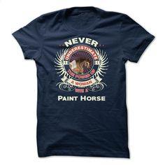 Woman Love Paint Horse T Shirt, Hoodie, Sweatshirts - design a shirt #hoodie #clothing