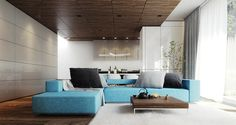 5 Living Rooms with stunning and modern design trends ➤Discover the season's newest designs and inspirations. Visit us at www.designbuildideas.eu #designbuildideas #homedecorideas #colorschemeideas @designbuildideas