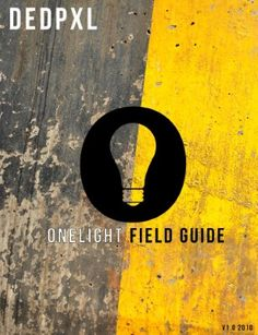 Zack Arias OneLight Field Guide