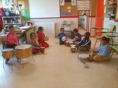 LA ALBADA: Aprendemos los instrumentos de pequeña percusión