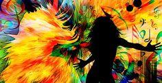 Danse, Disco, Mouvement, La Musique