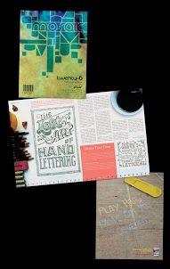Magazine Design, InDesign CS6