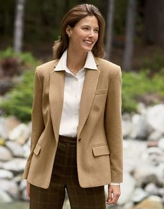 Just found this Lightweight Jacket for Women - Camel Hair Jacket -- Orvis on Orvis.com!