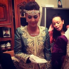 algerian traditional clothes
