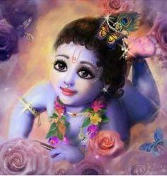 Krishna baby