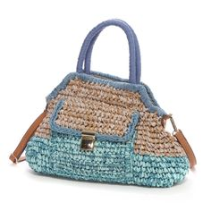 kakatoo crochet bag
