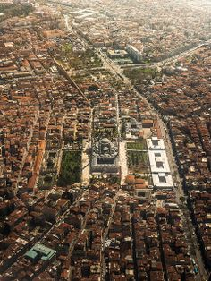 ISTANBUL - Aerial View