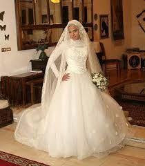 نتيجة بحث الصور عن wedding dresses for hijab