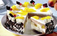 Ymmy fresh cake fresh, cake) via www. Beautiful Cake Pictures, Beautiful Cakes, Cookie Recipes, Dessert Recipes, Desserts, Cake Wallpaper, Fresh Cake, Online Cake Delivery, Buy Cake