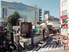 新宿南口?