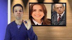 Monica Iozzi é condenada a pagar indenização ao ministro Gilmar Mendes
