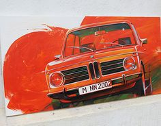 """Check out new work on my @Behance portfolio: """"bmw 2002"""" http://be.net/gallery/51493271/bmw-2002"""