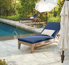 Pin for Later: 36 Essentials For the Ultimate Summer Pool Party  Bermuda Chaise ($499)