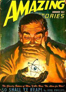 Un universo de Ciencia Ficción: 1926-AMAZING STORIES (2)