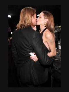 """Brad Pitt und Angelina Jolie tauschen bei den """"SAG..."""