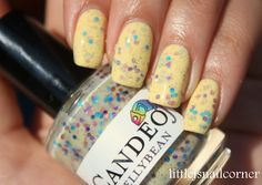 Little J's Nail Corner: Candeo Colors - Jellybean