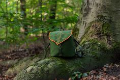 Woodland Bag by LeaflingBags