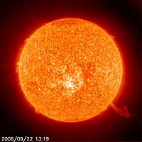 The Faint Sun Paradox says that the sun was only 70% as luminous early in the earth's history. This poses a major problem for the current timeline of macro-evolution. If the sun was 30% less intense, the earth would have been too cold, the oceans would likely be frozen over, how did life evolve?