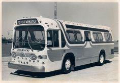GM Fishbowl, Bicentenial Bus. by rogali, via Flickr