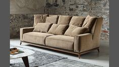 Vibieffe sofas, italian design projects: typologies, images and features
