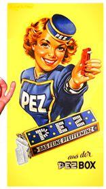 PEZ Museum in Burlingame, California