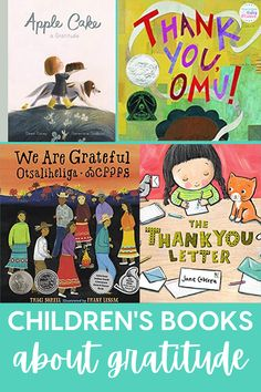 Gratitude is a hard skill for students to learn but with picture books, they are able to better understand and learn how to be grateful. In this post, I am sharing 4 books about gratitude for kids. These kids books about gratitude are great to read around Thanksgiving. These are some of my favorite November read alouds. They are not necessarily Thanksgiving books but they do tie in very well into the month of November. These are great to read during classroom meetings or readers' workshop.