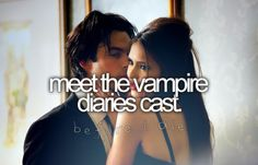 meet the vampire diaries cast