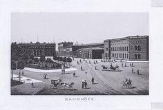 Königsberg (Pr.), Ost- und Südbahnhof