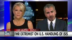 "President Obama's strategy to face radical Islam has been one of obfuscation, denial and lack of action, former Islamic extremist Maajid Nawaz said on ""The Kelly File"" tonight. Nawaz said from comparing ISIS to a ""JV team"" to allowing the red line to be crossed in Syria, Obama has displayed either no strategy or a..."