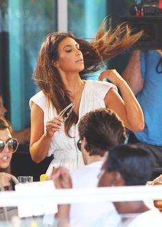 Kim Kardashian Photos - The Kardashians Dine In Miami - Zimbio