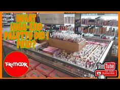 TK Maxx / What high-end palette did I find ⁉️ - YouTube Tk Maxx, The Creator, Channel, Advertising, Palette, Youtube, Pallets, Youtubers, Youtube Movies