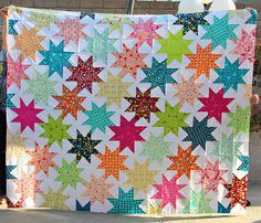 Penelope's Star Quilt | Flickr - Photo Sharing!