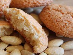 Biscoitos com Amêndoas