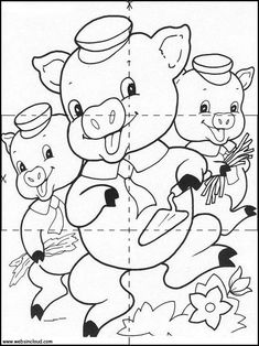 Three Little Pig Coloring Pages Beautiful top 10 Free Printable Three Little Pigs Coloring Pages Farm Coloring Pages, Halloween Coloring Pages, Cat Coloring Page, Animal Coloring Pages, Coloring Pages To Print, Free Printable Coloring Pages, Coloring Sheets, Coloring Books, Free Coloring