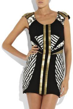 Sass and bide dress.