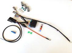 Sealed -3-circuit-mini-fuse-box relay kit